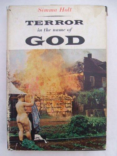 Terror in the Name of God (Jessica Stern Terror In The Name Of God)