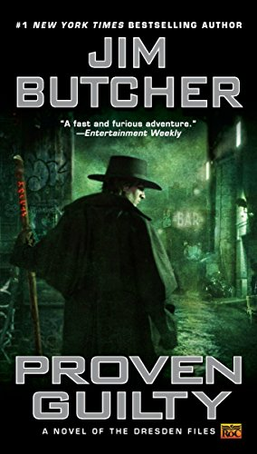 Proven Guilty (The Dresden Files, Book 8) cover