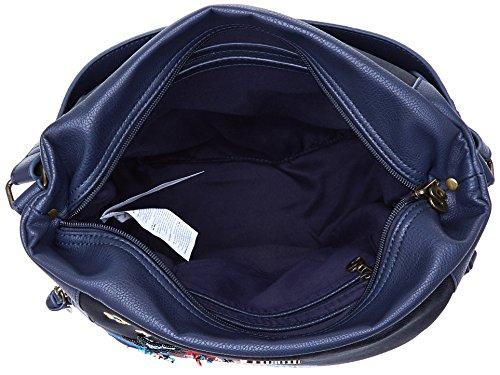 Navy marteta bleu surprise sac 18waxfak Bleu Desigual nxwYSA8qvB