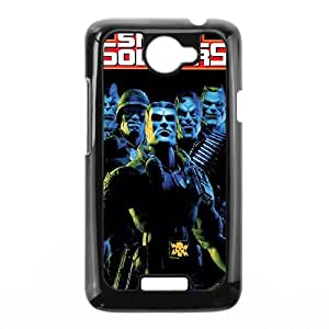 Small.Soldiers HTC One X Cell Phone Case Black Irawn