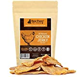 Cheap Raw Paws Pet Premium Natural Real Chicken Dog Treats, 8-Ounce – Free Range Chicken Dog Jerky Treats – Inspected & Packed in USA – Antibiotic Free – Protein Packed Lean Chicken Breast Fillets