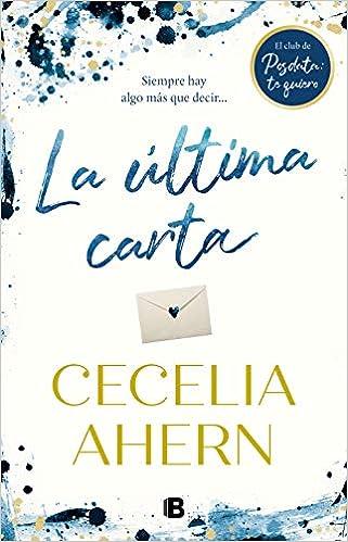 La última carta de Cecelia Ahern