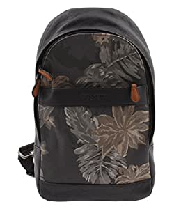 Amazon.com: Coach Campus Pack in Printed Canvas (Hawaiian ...