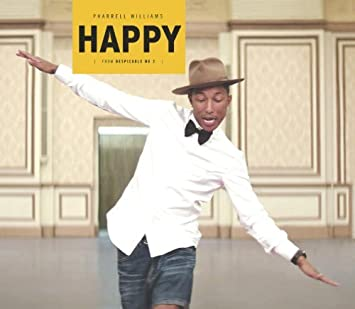 Resultado de imagen para happy pharrell williams""