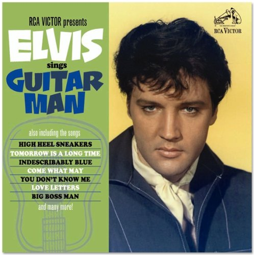 PRESLEY, ELVIS - ELVIS SINGS GUITAR MAN : 2CD 7