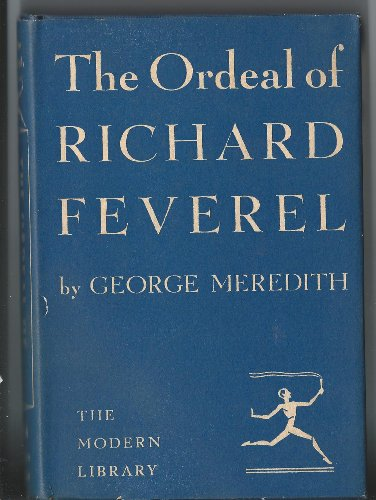 The Ordeal of Richard Feverel (The Modern Library of the World's Best Books)