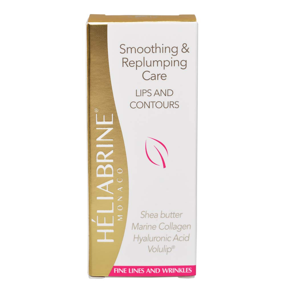 Heliabrine Smoothing & Replumping Care Lips and Contours, Heals, relieves and repairs extremely dry, cracked lips