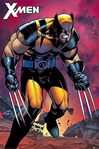 Pyramid International Marvel Comics Xmen Wolverine Berserker Rage