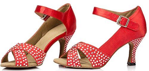 Salabobo - Jazz & Modern mujer Red