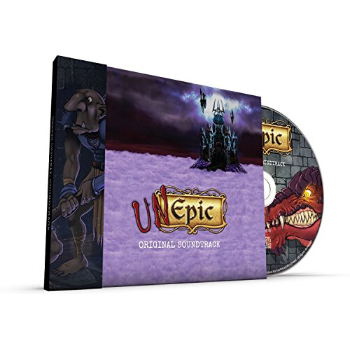 Unepic Limited Edition - Playstation 4