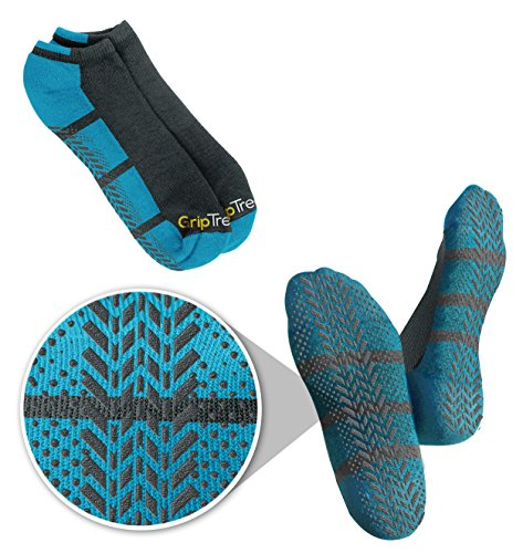 Grip Socks with Non Slip Gripper Sticky Tread