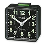 Casio TQ-140-1EF Wake Up Timer Alarm Clock - Black