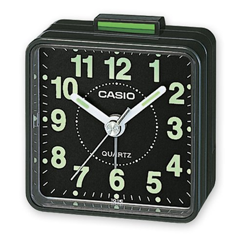 Casio Collection Wecker Analog Quarz TQ-140-1EF