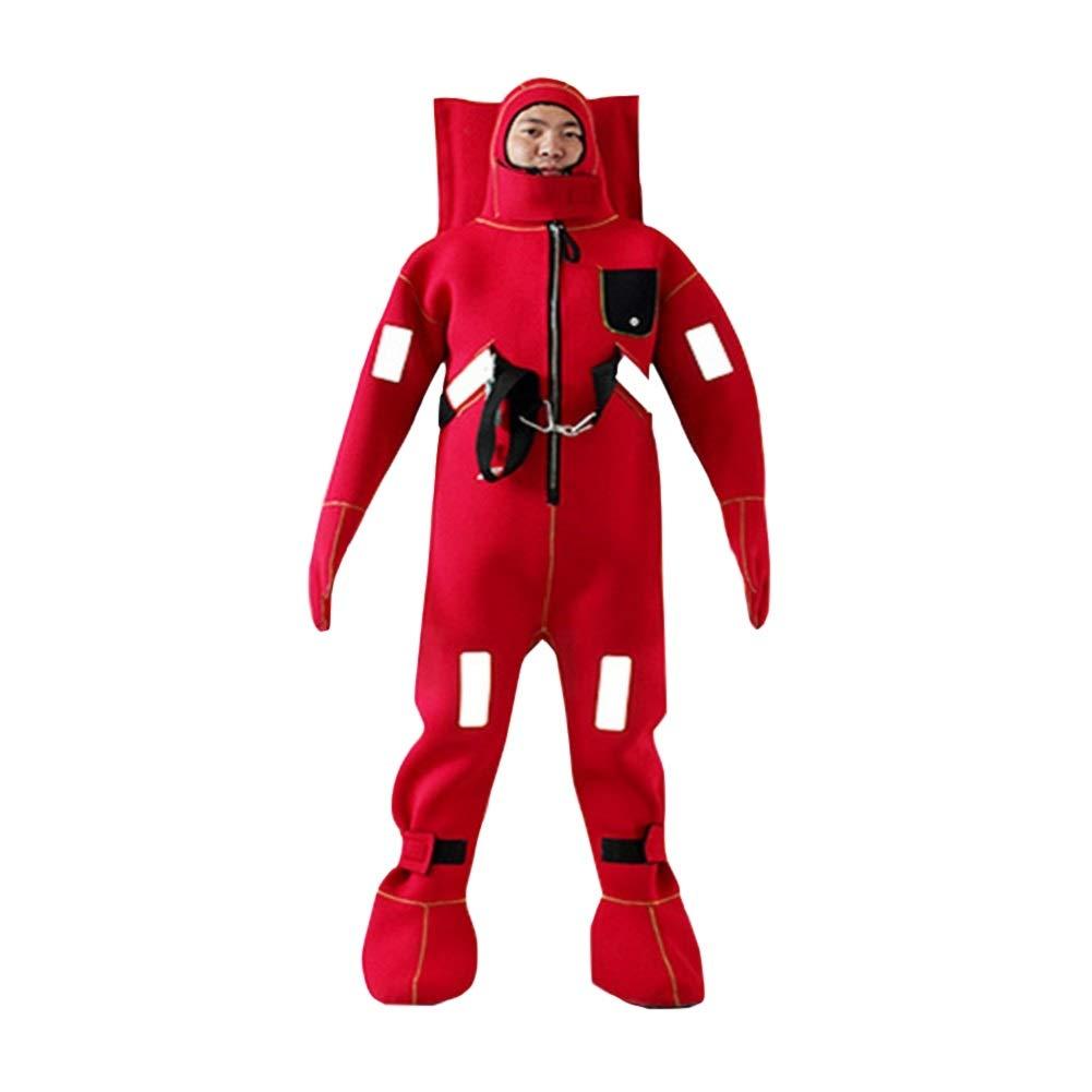 高品質の人気 防寒用救命胴衣/絶縁型水浸絶縁用スーツ水浸絶縁用救命胴衣、6時間体温を水中に保ち B07P76YX85、体温変化が2℃を超えないようにする XL XL B07P76YX85, ブライダルインナー リュクシー:a27e810c --- a0267596.xsph.ru