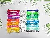 Gimp String Plastic Lacing Cord for Bracelets