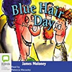Blue Hair Day: Aussie Nibbles | James Moloney
