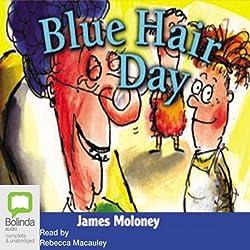 Blue Hair Day: Aussie Nibbles