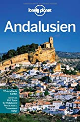Lonely Planet Reiseführer Andalusien 3 D