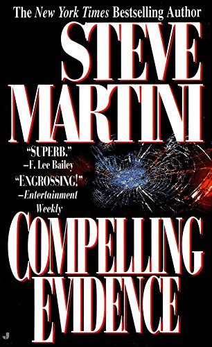 Compelling Evidence (Paul Madriani Novels Book 1) cover