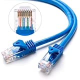 BEASON 15 Feet/25 Feet/50 Feet Cat5e Ethernet Cable - RJ45 Computer Router Modem Internet Cable- 50 Feet