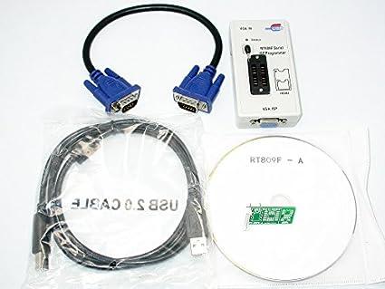 Chipset Club rt809 F serie ISP programador herramienta para PC placa base LCD Controlador leer y