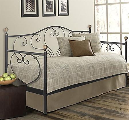 decoracion beltran canape lit en fer