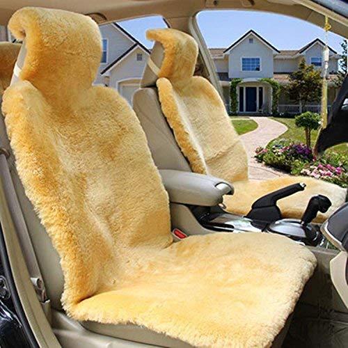 カーカーシートプロテクター用シートカバー カーアクセサリークッションカバー一般的な車のクッション短い事項春と秋の冬7色のオプション カーシートクッションカーシートマット (色 : #33)
