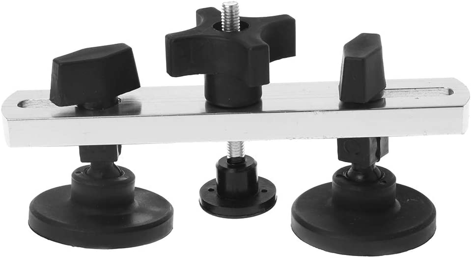 Huilier Paintless Dent Repair Puller Bridge Auto Car Body Hail Dent Removal Kit PDR Tool