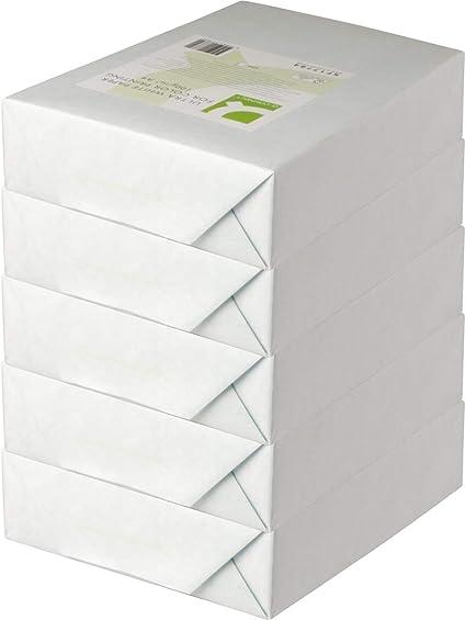 Q-connect papel fotocopiadora ultra white din a4 100 gramos caja ...