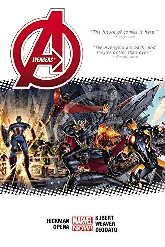 Avengers by Jonathan Hickman Volume 1 (Avengers: Marvel Now!)