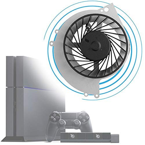 Shentesel Internal Cooling Fan Replacement Repair Cooler Accessory for Sony PS4 CUH-1115A