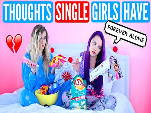 Thoughts All Single Girls Have On Valentine's Day ()