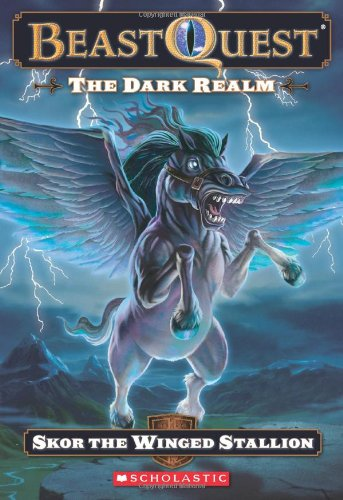 Beast Quest #14: The Dark Realm: Skor The Winged Stallion (Beast Quest 14)