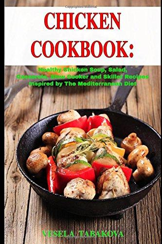 Chicken Cookbook Casserole Inspired Mediterranean product image