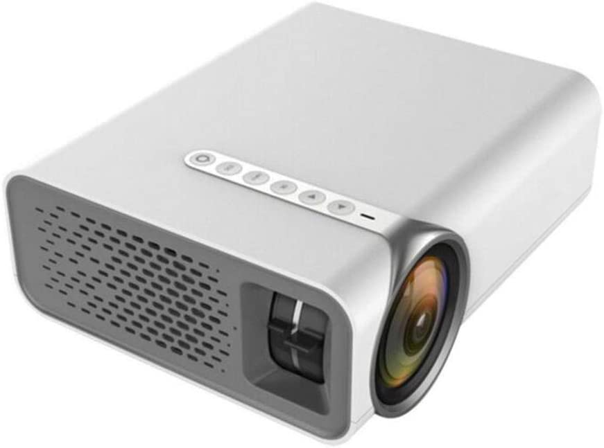 Proyector Mini Micro 1080P proyector for Uso doméstico, proyector ...