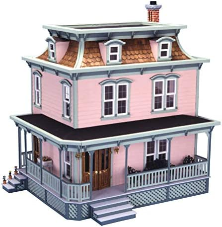 Greenleaf Lily Dollhouse Kit - 1 Inch Scale