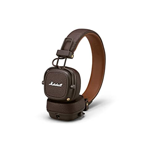 63570838afce Marshall Cuffia Major III bluetooth, marrone: Amazon.it: Elettronica