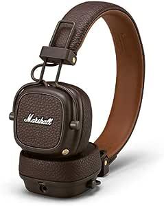 Marshall Major III Bluetooth Wireless On-Ear Headphone, Brown