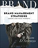 img - for Brand Management Strategies: Luxury and Mass Markets book / textbook / text book