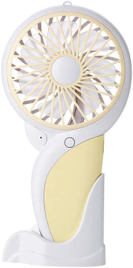 Mini Fan Mini USB Rechargeable Handheld Woodpecker Shape Fan Portable Fan Home Student Portable Desktop Office Fan Outdoor