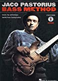 MUSIC SALES LTD - Basse - Pastorius Jaco - Jaco Pastorius Bass Method+Cd