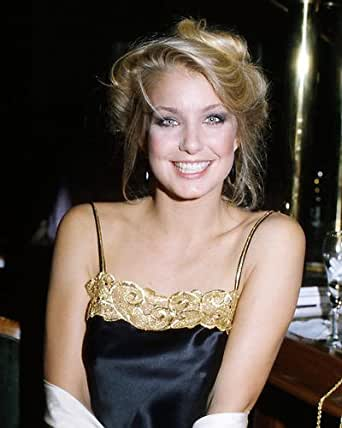 Heather Thomas 16x20 Poster candid in gown The Fall Guy at ...
