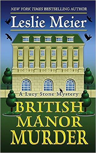 Image result for British Mystery Murder by Leslie Meier