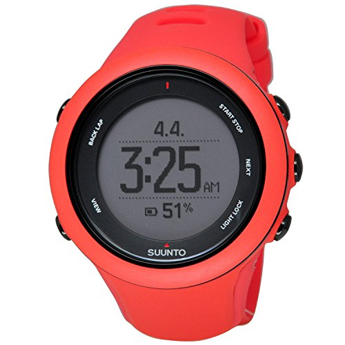 SUUNTO AMBIT3 Digital Men's Watch SS021468000 CORAL Japan Import