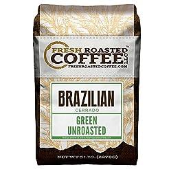 Fresh Roasted Coffee LLC, Green Unroaste...