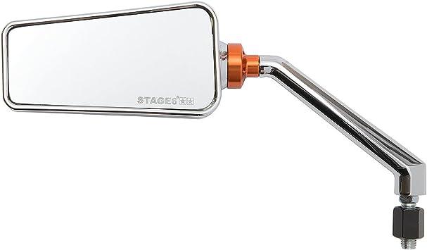 Stage6 cromato con filettatura M8 specchietto sinistro F1 2010