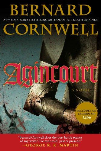 Agincourt a novel kindle edition by bernard cornwell agincourt a novel by cornwell bernard fandeluxe Gallery