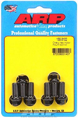 ARP 130-3102 Chevy hex motor mount bolt (Chevy Chrome Motor Mount)