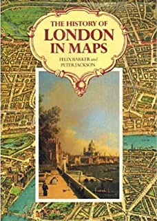 Amazoncom Historical Map Of Tudor London C A Detailed - London map historical