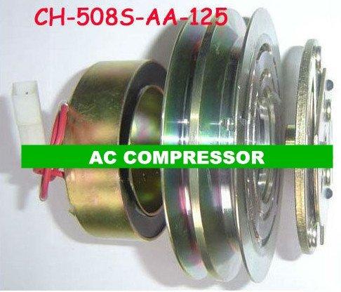GOWE compresor para 7h15 Compresor embrague de embrague para Santana aire acondicionado: Amazon.es: Bricolaje y herramientas